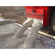 Продажа бетона оптом Киев фото