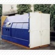 АГД установки для очистки крупногабаритных узлов и агрегатов фото