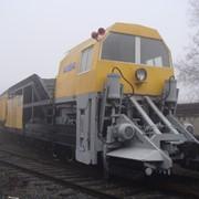 Ремонт железнодорожной снегоуборочной машины СМ-2 фото