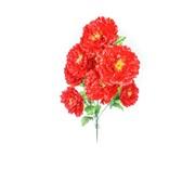 Цветок искусственный Пион 7 бутонов (91А300) фото
