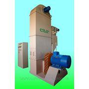Агрегат сушки-измельчения АС-4-1000, 1000 кг/час (от опилок до частиц размером - 3х1х0,5 мм) фото