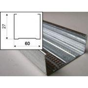 Профиль для гипсокартона CD 60/27/3 м.п. фото