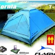 Палатка двухместная FLAGMAN California 2 фото
