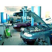 Ремонт легковых автомобилей и микроавтобусов всех марок фото