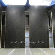 Контейнерное хранение(нагнетательная вентиляция) фото