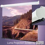 Экран настенный Draper Luma 132х234 см. фото