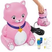 Ингалятор компрессорный детский Med2000 P1 CAT (Кошка) (с сумкой) фото