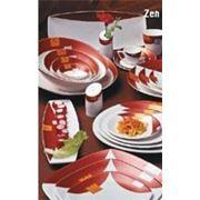 Посуда фарфоровая Steelite. Серия Zen фото