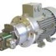 Шестерённый насосный агрегат GFM-D, F, G, L, N, код: GFM-D, F, G, L, N фото