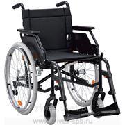 Кресло-коляска с откидными подлокотниками фото
