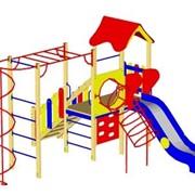 Детский игровой комплекс ИК-5.25 фото
