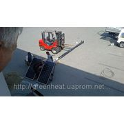 Монтаж уличного фонаря с солнечными батареями фото