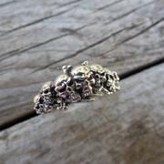 "Серебряное кольцо ""Seven skulls"" от WickerRing фото"