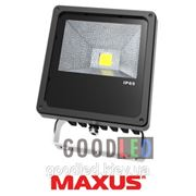 Прожектор Maxus ART LED 50-02-WW/C 50 Вт фото