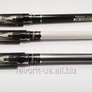 "Ручка гелевая ""Tizo Mooter"" TG 30630 чёрная фото"
