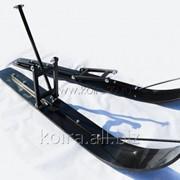 Комплект лыж к прицепу универсальному складному фото