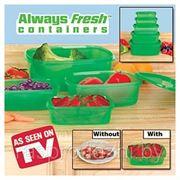 Контейнеры для хранения продуктов Always Fresh (Олвейс Фреш, олвейс фреш контейнеры) фото