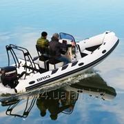 Лодка моторная надувная Brig Navigator N610 фото