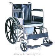 Кресло-коляска с сан.устройством  фото