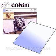 Cokin P022 Blue (80С) — фильтр голубой (P) фото