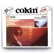 Cokin P197 Sunset 1 — фильтр эффектный (P) фото
