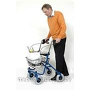 Опоры-Ходунки на колесах с корзиной RollQuattro фото
