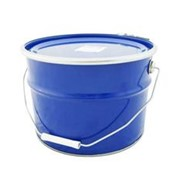 Высокотемпературная смазка mc-1510 blue, 9кг. фото