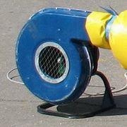Вентилятор центробежный для надувных батутов фото