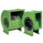 Центробежные вентиляторы с загнутыми вперед лопатками фото