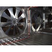 Реверсивные осевые вентиляторы фото
