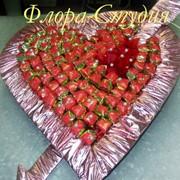 Букеты из конфет k149 фото