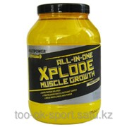 Спорт. питание Xplode All-in-One Muscle Growth Strawberry фото