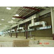 Рукава вентиляционные, разработка изготовление и монтаж систем вентиляции фото