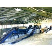Мусороперерабатывающий завод МПЗ-100 000 фото