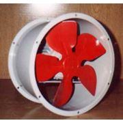 Вентилятор осевой ВО-2.3 0.06-0.55кВт 1300-3000 об/мин фото
