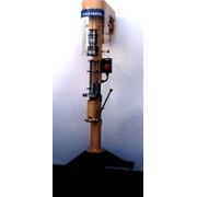 Машина закаточная Ж7-МЗ для укупоривания ПЭТ бутылок емкостью 500, 1000, 1500, 2000 куб.см., призв-ть от 125 до 3000 б/ч фото