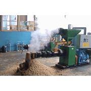 Прессэкструдеры для переработки фуражного зерна и сои производительностью до 500кг./час фото