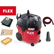 Промышленный пылесос VCЕ 35 L AC, 1380 Вт, FLEX фото