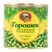 Зеленый горошек ГОСТ, 420 гр, Консервы овощные натуральные фото