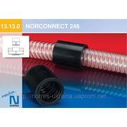 Муфта спирального шланга для подсоединения, удлинения или ремонта спиральных шлангов NORCONNECT 246 фото