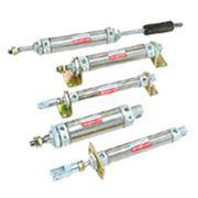 Цилиндры миниатюрные SCMI серии ISO-6432 фото