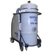 Промышленный пылесос большой мощности, Нилфиск cfm CTT 40L фото