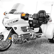 Мотоцикл Honda GL1800 Pearl White фото