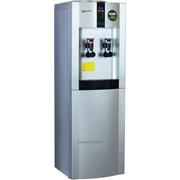 Кулер для воды Aqua Work 16-LD/EN-ST серебристый, нагрев и электронное охлаждение, функция ЭКО фото