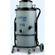 Промышленный пылесос Nilfisk CFM 118 фото