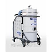 Промышленный пылесос NILFISK CFM CTT 40 фото