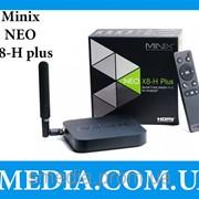 Медиаплеер на андроиде Minix Neo X8-H Plus фото
