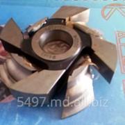 Комплект фрез (2 шт) для изготовления дверного штапика ТМ Кремень ДФ-01.25.00 фото