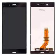 Дисплей для Sony G8231/G8232 (XZs/XZs Dual) в сборе с тачскрином черный Оригинал фото