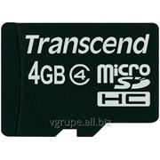 Карта памяти micro-SD (4Gb) фото